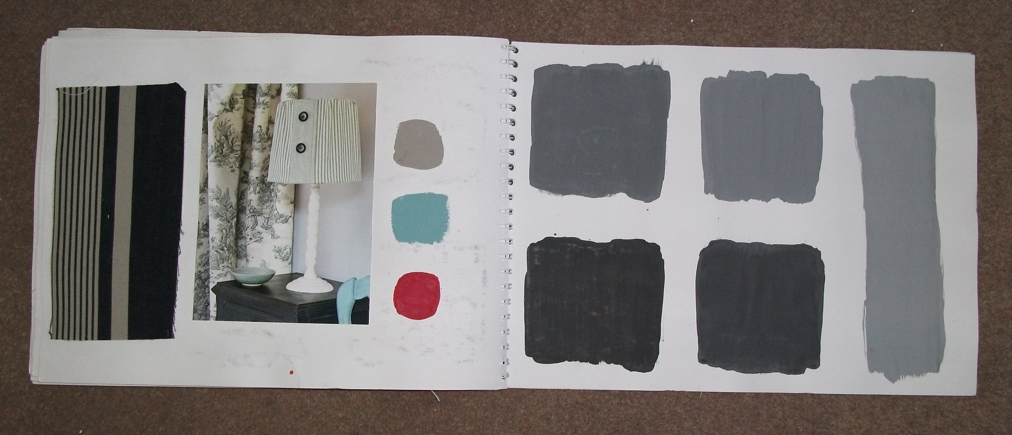 Chalk Paint Graphite