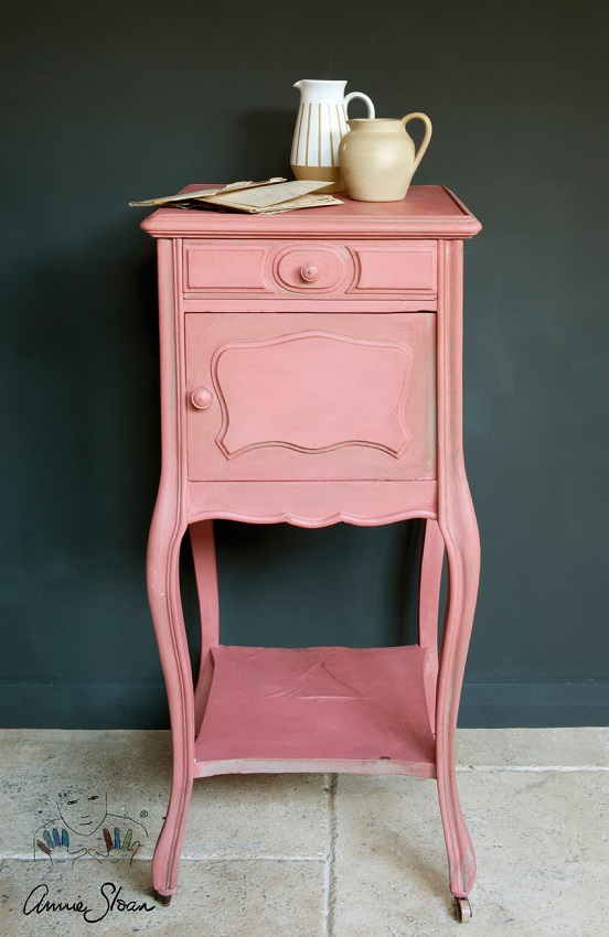 Chalk Paint Scandinavian Pink